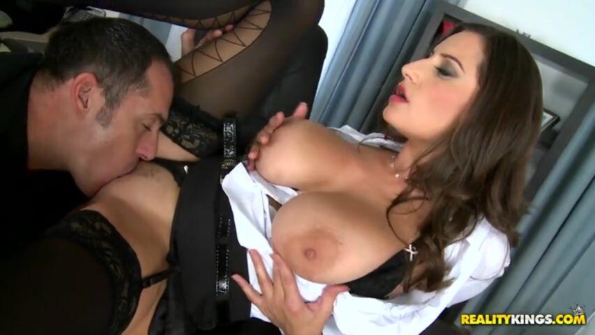 Порно в офисах казахстана #8