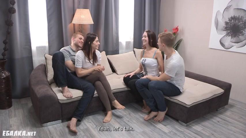 Порно видео онлайн пьяная вечеринка русских свингеров