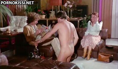 Зависимые шлюхи (1978) - ненасытная ретро порнушка
