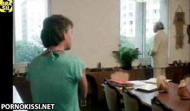 Ретро-пародия с сексуальными цыпочками (1984, Бразилия)