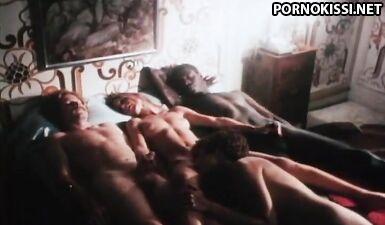 Шведские ночи (1977, полный порнографический фильм, DVD-рип)