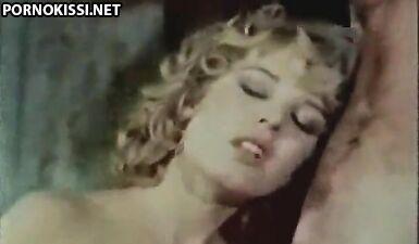 Сочные камшоты из ретро порно конца 70-х