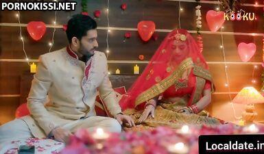 Первая брачная ночь индийских молодоженов
