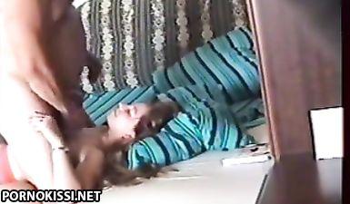 Старый препод выебал студентку на скрытую камеру и слил видео в сеть